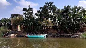 """تأهب بين سكان طرح النيل بقنا.. و""""الفلاح الفصيح"""": """"جزيرتين غرقوا"""""""