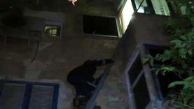 الحماية المدنية تنقذ سيدة محتجزة بمنزلها وأخرى غير قادرة على الحركة