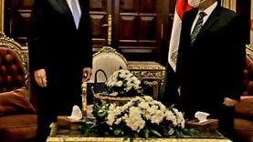 «عبد الرازق» يستقبل رئيس رومانيا: نتطلع لمزيد من التعاون بين البلدين