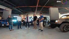 """يجوبون الشوارع لمساعدة مرضى كورونا.. أحمد يونس يستضيف فريق """"الجيب"""""""