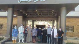 كفر الشيخ تسجل 16 حالة إصابة و4 وفيات بكورونا
