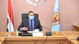 جامعة سوهاج تختار قرية «بناويط» كمشروع تطبيقي لمبادرة «حياة كريمة»