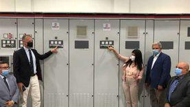 """السفير الأمريكي يفتتح محطة معالجة صرف """"الحبيل"""" بالأقصر"""