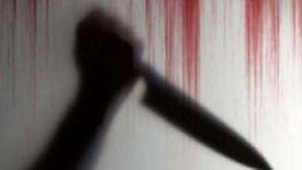 جريمة تهز السعودية.. امرأة تطعن رجلا في الشارع «فيديو»