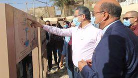 افتتاح معبد إيزيس بعد الانتهاء من مشروع ترميمه وتطوير الخدمات السياحية