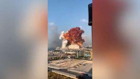 """""""لينا"""" مصورة أشهر فيديو لانفجار بيروت تكشف كواليسه: غيمة ظهرت في السماء"""