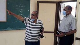 تطهير وتجهيز مقار لجان انتخابات مجلس الشيوخ بجنوب سيناء