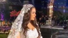 تفاصيل أول أغنية لـ هنادي مهنا.. أهدتها لزوجها في حفل الزفاف