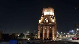 الانتهاء من أعمال ترميم قبة «قنصوة أبو سعيد» وأعمال تنسيق موقعها العام