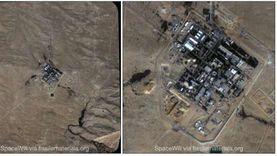 عاجل.. جيش الاحتلال: انفجار صاروخ قرب مفاعل ديمونا النووي (فيديو)