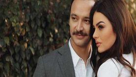 """الليلة.. هنادي مهنا تطرح أغنية """"أول كلام"""" لزوجها أحمد خالد صالح"""