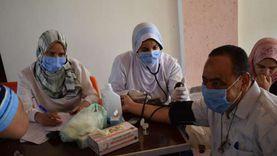 تطبيق المبادرة القومية لاكتشاف الأمراض المزمنة بتعليم جنوب سيناء