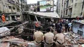 ارتفاع حصيلة ضحايا انهيار مبنى بالهند إلى 41 قتيلا