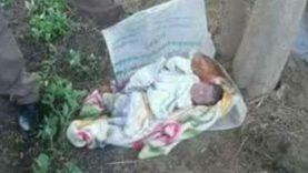 العثور على طفلة حديثة الولادة في الشارع بنجع حمادي