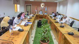 27 سبتمبر لتسكين الطالبات القدامى بالمدن الجامعية بسوهاج