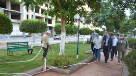 محافظ الدقهلية: نسعى لتعميم مشروع شارع 306 في المدن