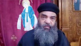 بعد عودة الصلاة راعي كنيسة العذراء يشرح إجراءات استقبال المصلين