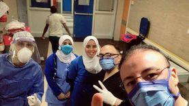 تعافي 7 حالات من كورونا بمستشفى الأقصر العام