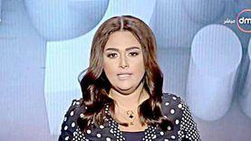 """سارة حازم تقدم """"مساء dmc"""" الليلة بعد إصابة رامي رضوان بكورونا"""