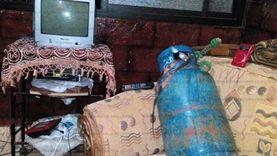 انفجار أسطوانة غاز بمطعم بأسيوط وإصابة 3 عمال بحروق