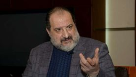 خالد الصاوي ينعي زوجة الفنان الراحل خالد صالح