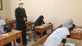 19 حالة غش خلال امتحان الصرف بالثانوية الأزهرية اليوم