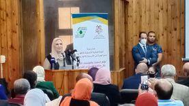 وزيرة التضامن: الدولة حريصة على عدم توريث الفقر بين الأجيال