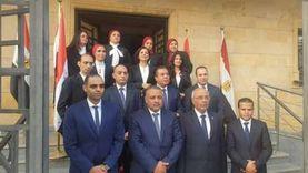 5 نواب وأرملة شهيد ضمن مرشحي القائمة الوطنية للبرلمان بالقليوبية