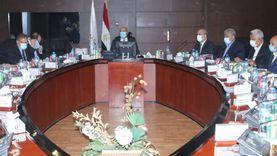 وزير النقل يترأس اجتماع عمومية «السكك الحديدية للخدمات المتكاملة»