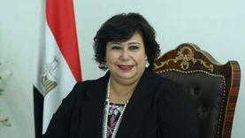 وزيرة الثقافة: دعم قرينة السيسي لـ«المبدع الصغير» يعطي قوة دفع للأطفال