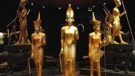تعرض 70 قطعة أثرية للهجوم في متحف ألماني بينها قطع فرعونية وتوابيت