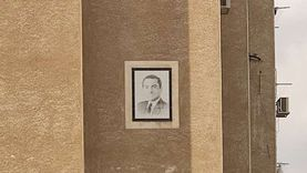 «محطة صورة الرئيس».. حكاية عمارة في الشروق خلدت ذكرى مبارك لـ26 عاما