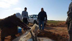 إنشاء 60 خزانا لمياه الأمطار بمطروح