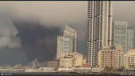 لبنان: 60 شخصا في عداد المفقودين بعد انفجار بيروت