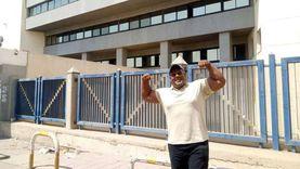 أشرف كابونجا يسعى لتحقيق رقم قياسي جديد: «نفسي أجر قطار»