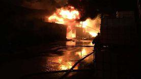 السيطرة على حريق بـ كافتيريا كلية التربية ببنها