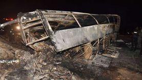 حوادث أفسدت فرحة أول أيام رمضان.. تفحم 20 شخصا وابن يشعل النار بوالديه