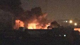 عاجل.. جيش الاحتلال الإسرائيلي يقصف مواقع في غزة