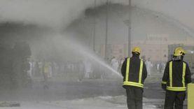 تفاصيل سيطرة الدفاع المدني على حريق وادي سد أبها في السعودية