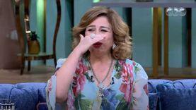 """إلهام شاهين """"تزغرد"""" على الهواء لـ أمينة خليل"""