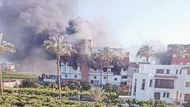 حصيلة 13 حريقا في قنا خلال يومين.. نفوق «جاموستين وعجلين وخروفين وحمار»