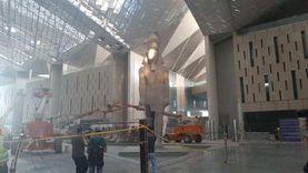"""""""الوطن"""" ترصد أول تعامد للشمس على وجه رمسيس في المتحف الكبير"""