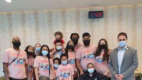 أمين «سياحة النواب» يكشف برنامج اليوم الأول للسيدة الأمريكية المصابة بالسرطان