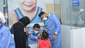 قافلة جامعة أسيوط الطبية تواصل فحص 30 طفلا ليبيا لعلاجهم بالمجان