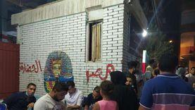 صور.. استمرار توافد الناخبين بمنشأة القناطر مع قرب غلق اللجان