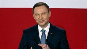 إصابة الرئيس البولندي بكورونا.. وسكرتيره: صحته جيدة