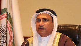 رئيس البرلمان العربي يعزي مصر في حادث قطار بنها