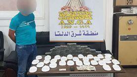 الداخلية تشن حملة ضد تجار المخدرات في الدقهلية والإسماعيلية
