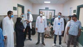 إصابة مدير مستشفيات بني سويف بكورونا