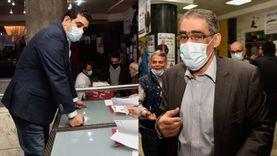 بدء التسجيل في عمومية انتخابات نقابة الصحفيين